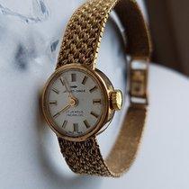 Jaquet-Droz Vintage Solid Gold Woman 9K