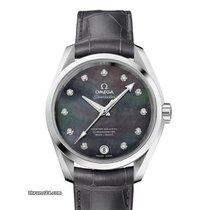 Omega Seamaster Pearl Diamond Ladies Watch