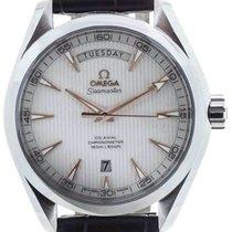 Omega Seamaster Aqua Terra Co-Axial Day-Date