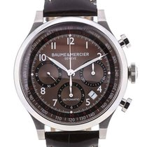 Baume & Mercier Capeland Chronograph 42 Brown