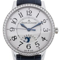Jaeger-LeCoultre Rendez-Vous 34 Day Night Blue Leather