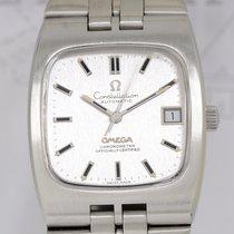 Omega Constellation Automatic Rectangular Vintage rar top...