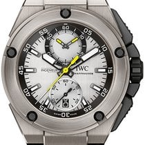 IWC Ingenieur Chronograph Nico Rosberg Limited Edition