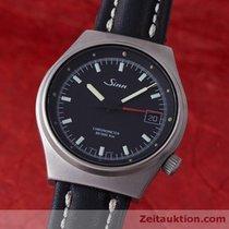 Sinn 244 Ti Chronometer Automatik Herrenuhr Titan 244.1566...