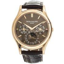 Patek Philippe Grand Complication Calendar 18K Solid Rose Gold...