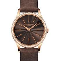 Patek Philippe Calatrava 4897R-001 Rose Gold Watch