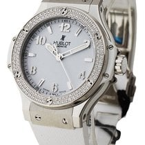 Hublot 361.SE.2010.RW.1104 Big Bang St. Moritz All White - 2...
