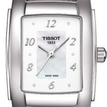 Tissot T-Trend Mother of Pearl Dial Stainless Steel Ladies...