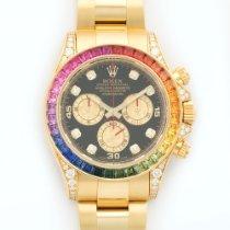 Rolex Yellow Gold Rainbow Daytona Ref. 116598RBOW