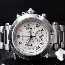 Cartier Pasha Chronograph 38mm Quartz