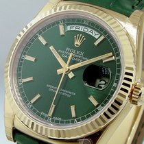 Rolex 118138 Day-date Yellow Gold 36 Mm Oyster 18k Yellow Gold...