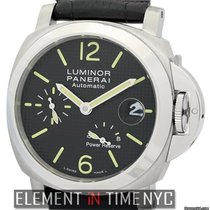 Panerai Luminor Collection Luminor Power Reserve 40mm Stainles...