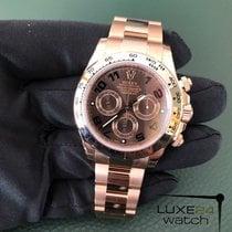 Rolex Daytona Cosmograph 40mm Everose Gold 116505