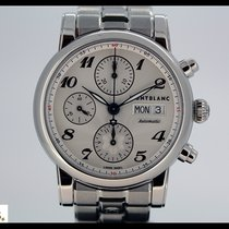 Montblanc Star Steel automatic chronograph 39mm