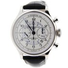 Baume & Mercier Capeland Chronograph Flyback Stainless Steel