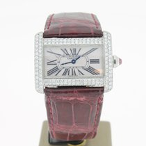 Cartier Tank Divan Aftermarket Setting