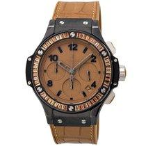 Hublot Big Bang Tutti Frutti Camel Chronograph Watch 341.CA.53...