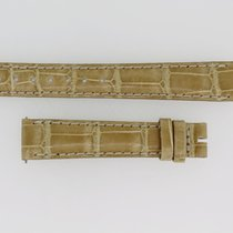 Jaeger-LeCoultre Lederband / Alligator / Beige - 14/12 Länge...