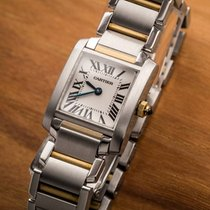 Cartier Tank Francaise Vintage Watch