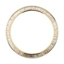 勞力士 (Rolex) Rolex 41mm Yellow Gold Baguette Cut Diamond Custom...