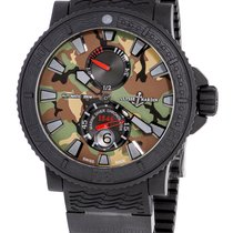 Ulysse Nardin Black Sea Camouflage Limited