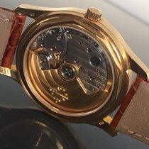 Patek Philippe Calatrava gold date limited edition