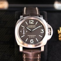 Panerai PAM00564   Luminor Marina 8 Days Titanio