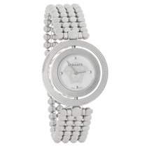 Versace Eon Series Ladies MOP Medusa Swiss Quartz Watch V7903...