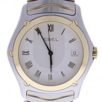 Ebel Classic Wave Analog-quartz Mens Watch E1187f41 (certified...