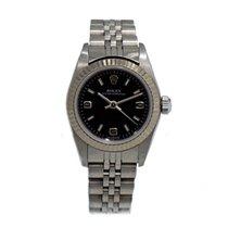 Rolex Lady OYSTER PERPETUAL W.G/Steel ref. 76094