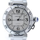 Cartier Pasha Collection Pasha Seatimer Stainless Steel 40mm