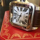 Cartier SANTOS 100 NEW OLD STOP  OFERTA