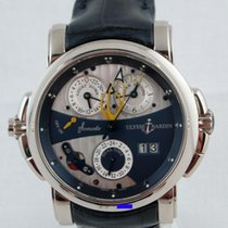 Ulysse Nardin Sonata Cathedral 18K Solid White Gold