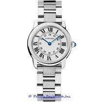 Cartier Ronde Solo Ladies W6701004