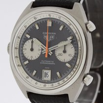 Heuer Carrera Vintage Automatic Chronograph Ref. 1153 Cal. 11...