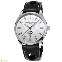 Frederique Constant Healey Automatic Stainless Steel Leather...