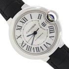 Cartier Ballon Bleu 33MM Automatic Steel Watch W6920085
