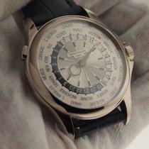 Patek Philippe White Gold World Time 5130G-001.