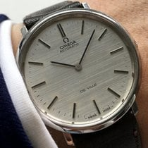Omega Perfect Omega De Ville Automatic Automatik with Linen Dial