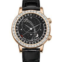 Patek Philippe 6104R-001 Rose Gold Men Grand Complications...