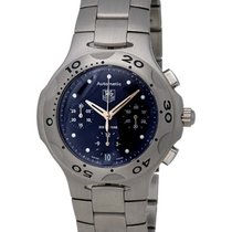 TAG Heuer Kirium Chronograph Men's Automatic Watch CL 2111