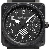 Bell & Ross Aviation BR01 BR01-96ALTIMETER