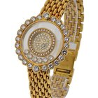 Chopard Happy Diamonds with Diamond Inner and Outer Bezel