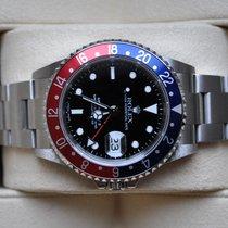 Rolex [NEAR NOS] GMT Master II, PEPSI - F - 2005