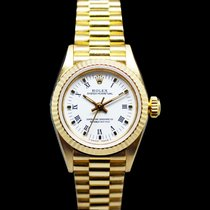 Rolex Oyster Perpetual Lady Gold 67198
