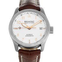 Bremont Watch Solo SOLO 37/SI-RG