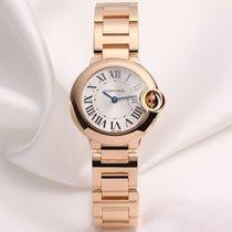 Cartier Lady Ballon Bleu W69002Z2 18K Rose Gold