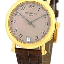 Patek Philippe Gent's 18K Yellow Gold  Ref # 5053-J...