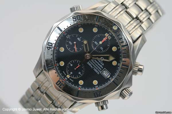Omega Seamaster Professional 300 M Chrono Diver