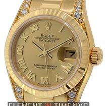 Rolex Datejust Lady President Diamond Lugs Ref. 179238